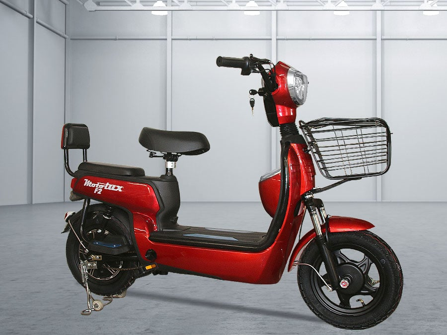 Elektrovozila moped 5
